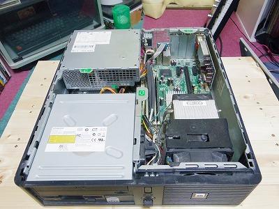 HP DC7800もメモリー交換で快速になったのです♪